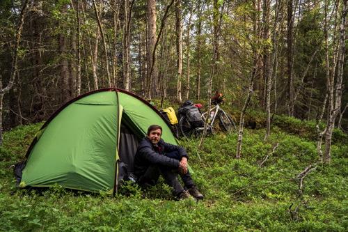 Bivouac-Norvège
